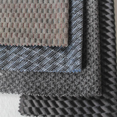 Cationic Silk Bus Seat Fabrics For Auto Seat Cover