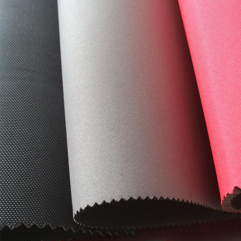 Oxford Fabric Bonded With Foam For Luggage And Bag