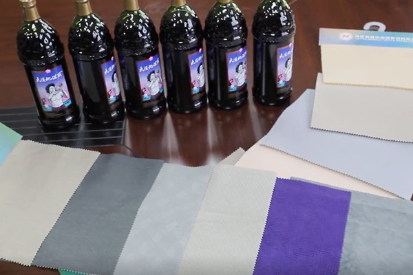 Embossed Bonded Fabric and Terry Bonded Fabric