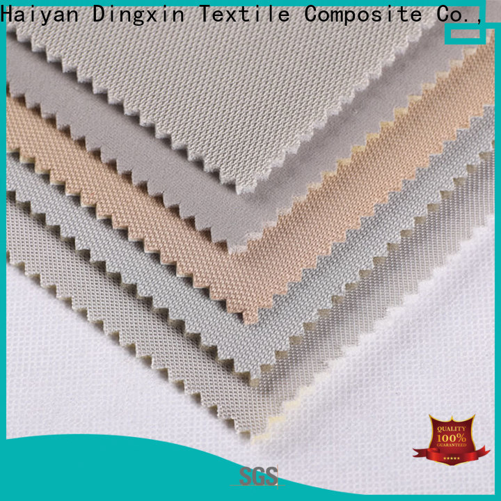 Dingxin Custom new car roof lining Supply for car manufacturers