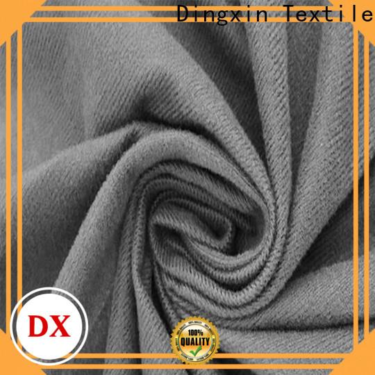 Dingxin light blue crushed velvet fabric company used to make sofa cushion