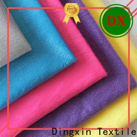 Dingxin Custom linen cotton fabric Supply for making home textile