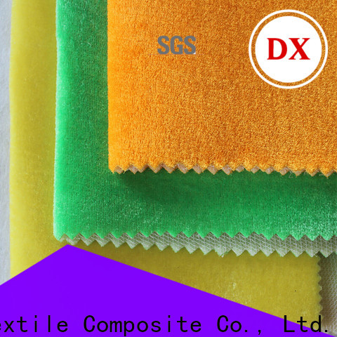 Dingxin poly cotton fabric manufacturers for sofa