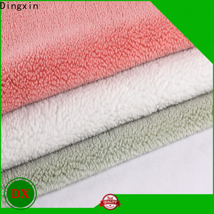 Dingxin felt non woven fabric Suppliers for home textiles