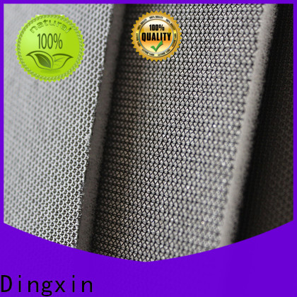 Dingxin honda headliner fabric factory for car manufacturers