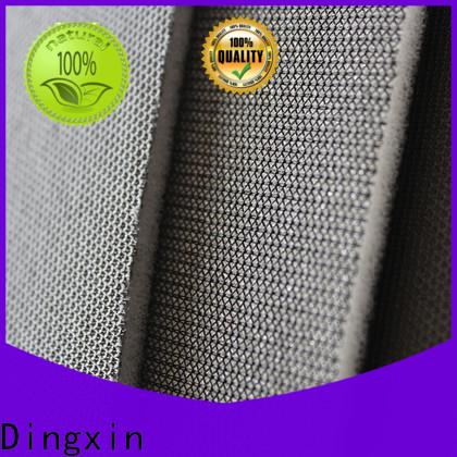 Dingxin honda headliner fabric factory for car manufacturers