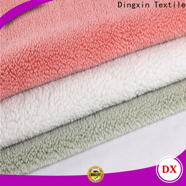 Dingxin High-quality bonded crepe fabric for business for making bags