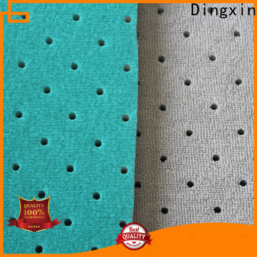 Wholesale bonded knit fabric characteristics Supply for making tents