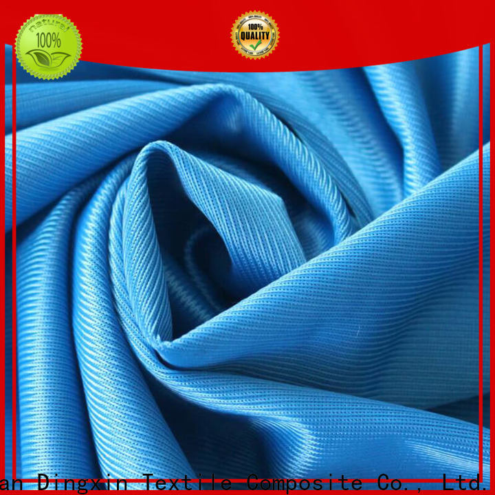 Dingxin New double knit material for business to make towels