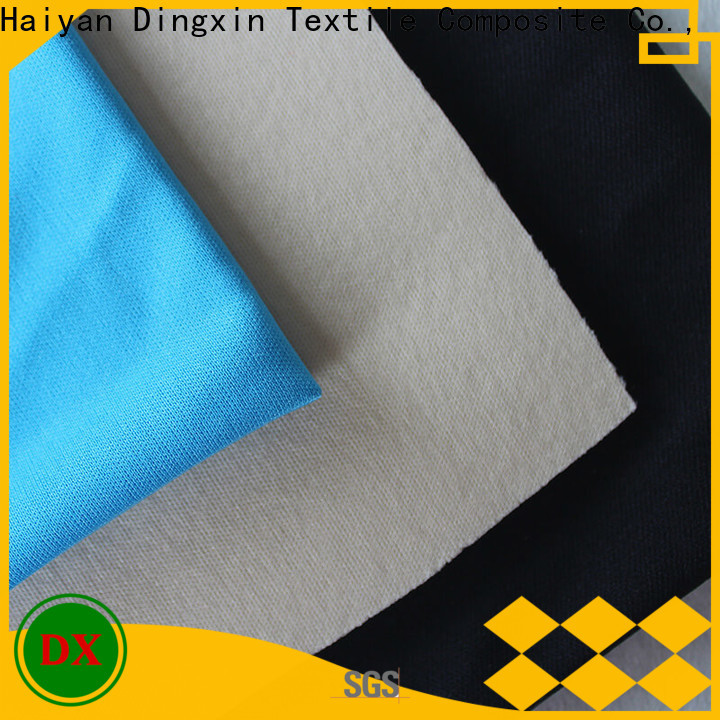 Dingxin Top thick cotton jersey fabric Supply for making pajamas