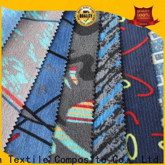 Wholesale vw bus fabric for business for bus manufacturers