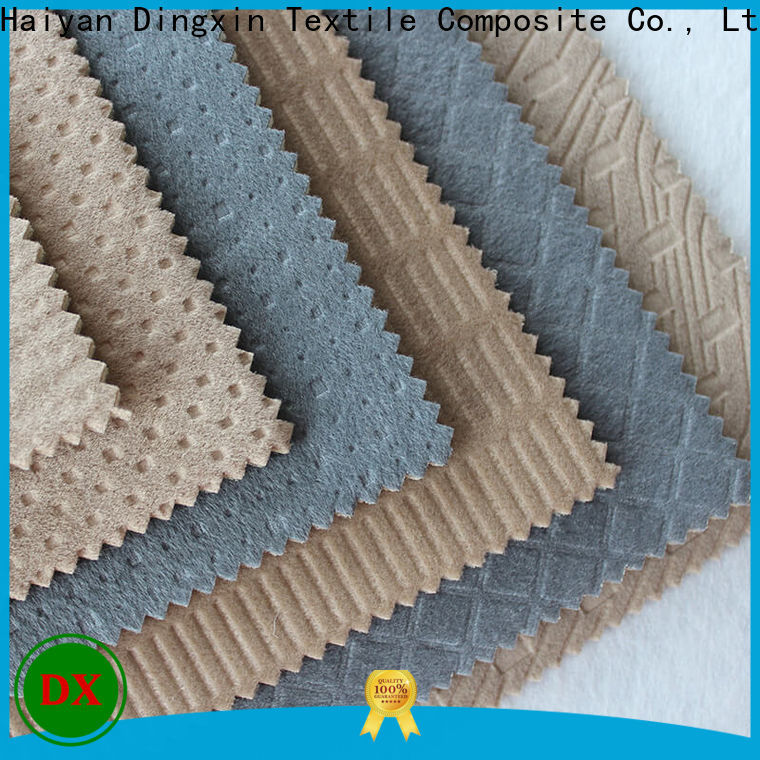 Dingxin auto seat fabric for business for car seat