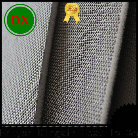 Dingxin Best headliner upholstery fabric factory for car manufacturers