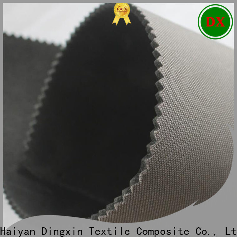 Dingxin Wholesale non woven synthetic fabric Supply for home textiles