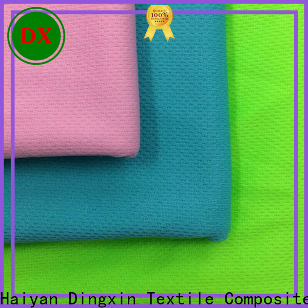 Dingxin 2 way stretch knit fabric Supply for making T-shirts