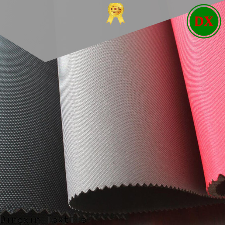 Dingxin bonded knit fabric characteristics Supply for home textiles