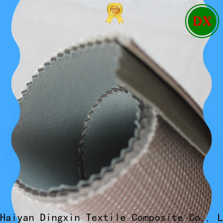 Dingxin Best non woven fabric manufacturer factory for making bags
