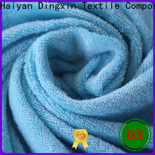 High-quality knit fabrics for baby clothes manufacturers to make towels