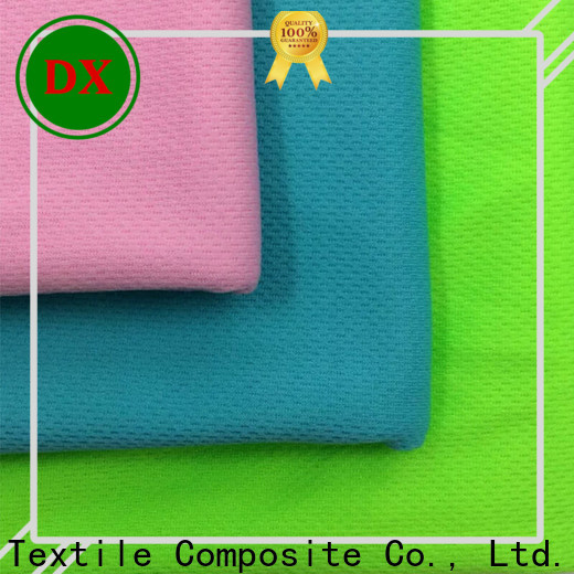 Dingxin rayon stretch knit Suppliers for making T-shirts