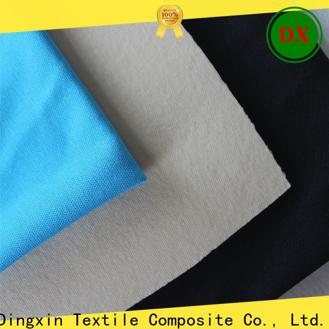 Dingxin Top winter jersey fabric Supply for making pajamas