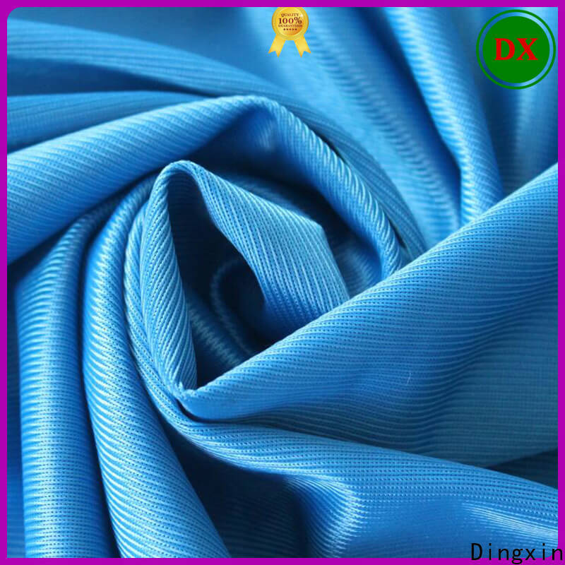 Dingxin Latest cotton blend jersey fabric manufacturers for making T-shirts
