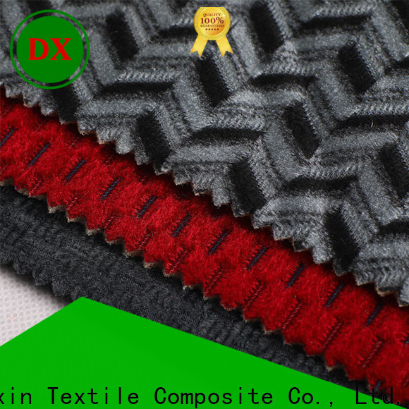 Dingxin Wholesale car accessories seat covers factory for car manufacturers