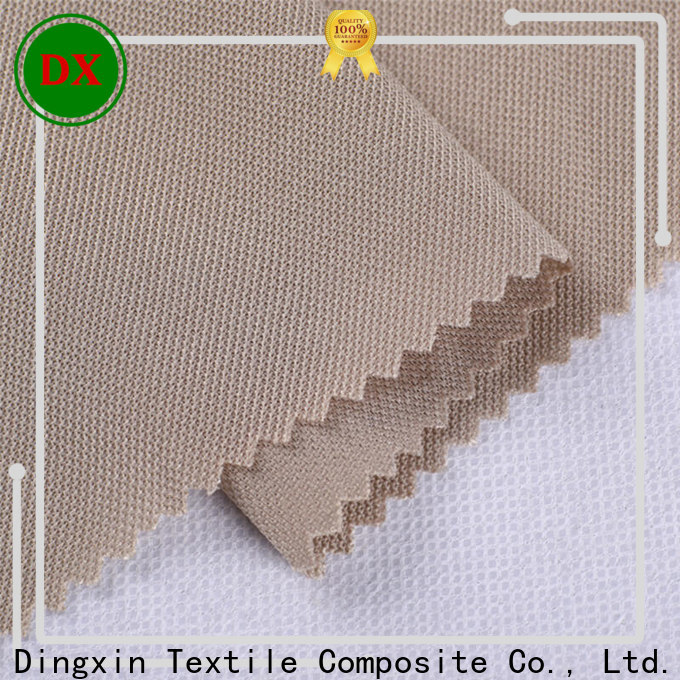 Dingxin New yacht headlining material factory for bus roof