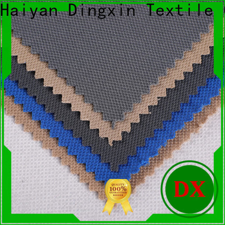 Dingxin car upholstery fabric for sale for business for car manufacturers