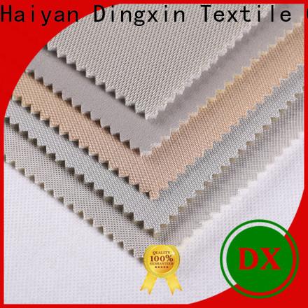 Dingxin car interior headliner fabric Supply for car manufacturers