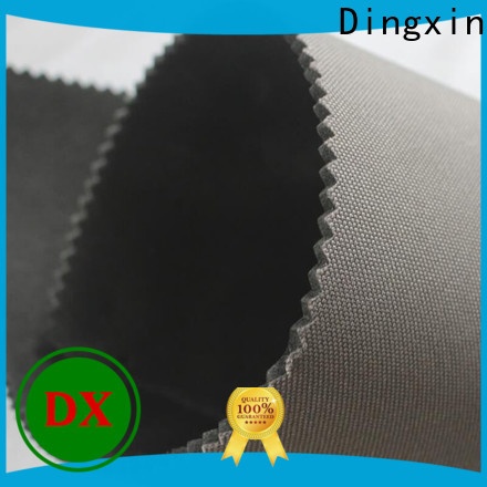 Dingxin Latest united bonded fabrics company for making bags