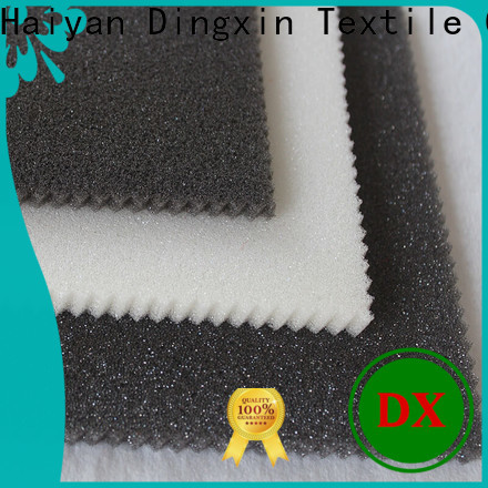 Dingxin Wholesale white non woven fabric company for making bags