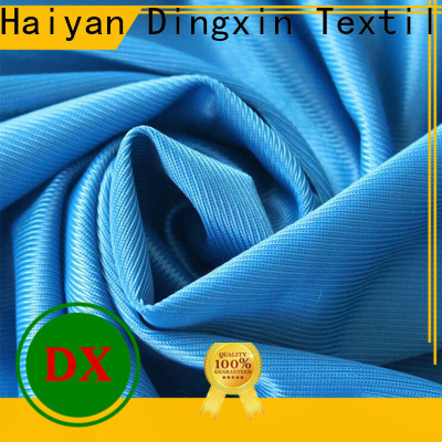 Dingxin jersey knit fabric by the bolt Supply to make towels