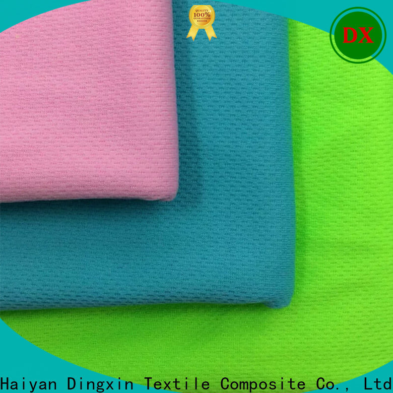 Dingxin New buy knit jersey fabric Suppliers to make towels
