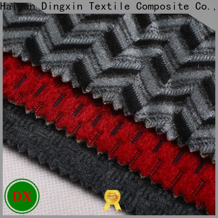 Dingxin Best bra foam fabric factory for car manufacturers
