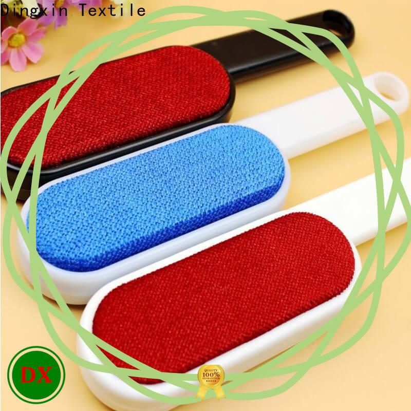 Dingxin patterned velvet material manufacturers for sofa