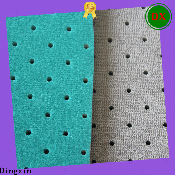 Dingxin Wholesale tricot fabric factory for making tents