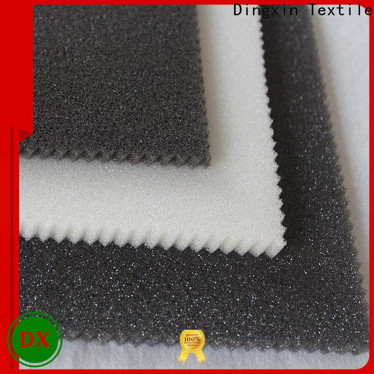 Dingxin New define non woven fabric company for home textiles