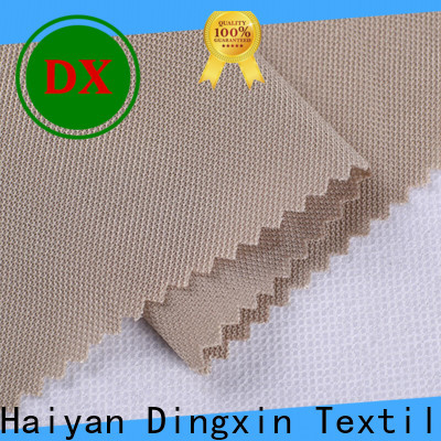 Dingxin Wholesale foam backed automotive headliner material factory for car manufacturers