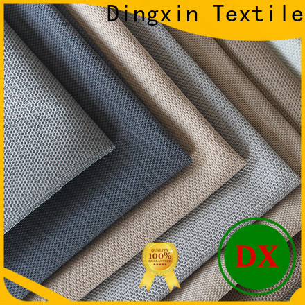 Dingxin foam backed fabric Supply for car roof