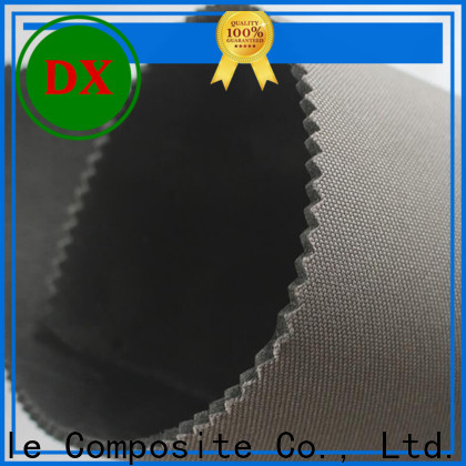 Dingxin embossing fabric for business for making tents
