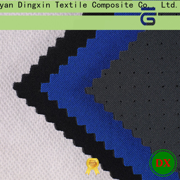 Dingxin non woven fabric manufacturing process pdf for business for making bags